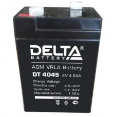 Аккумуляторная батарея Delta DT 4045