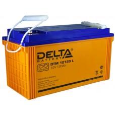 Аккумуляторная батарея Delta DTM 12120 L