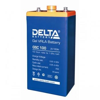 Аккумуляторная батарея Delta GSC 100