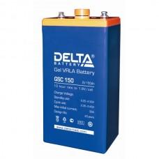 Аккумуляторная батарея Delta GSC 150