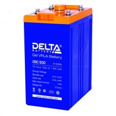 Аккумуляторная батарея Delta GSC 500
