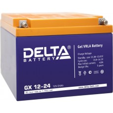 Аккумуляторная батарея Delta GX 12-24