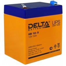 Аккумуляторная батарея Delta HR 12-5