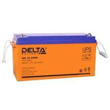 Аккумуляторная батарея Delta HRL 12-650W