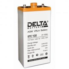 Аккумуляторная батарея Delta STC 100
