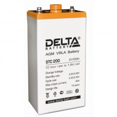Аккумуляторная батарея Delta STC 200
